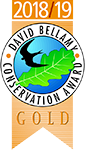 David Bellamy Conservation Award 2017-2018